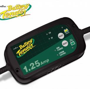 battery tender selectable 1.25A keband custom parts